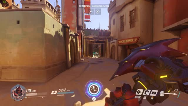 Watch TIL Reinhardt Can Knockdown and Stop D.VA Ult GIF on Gfycat. Discover more Overwatch GIFs on Gfycat