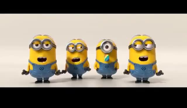 Watch and share Minion GIFs on Gfycat