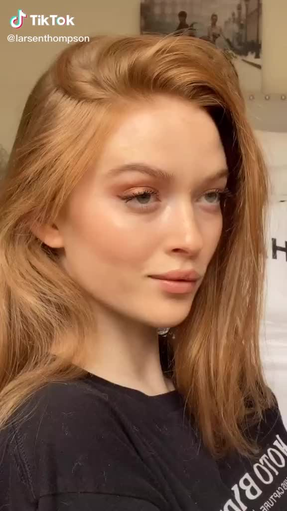 Watch and share Larsen Thompson GIFs by brewhaha on Gfycat