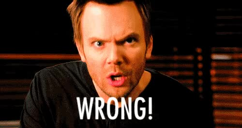 Watch this wrong GIF on Gfycat. Discover more joel mchale, sori, wrong GIFs on Gfycat