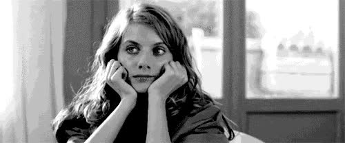 Watch and share Melanie Laurent GIFs and Bored GIFs on Gfycat