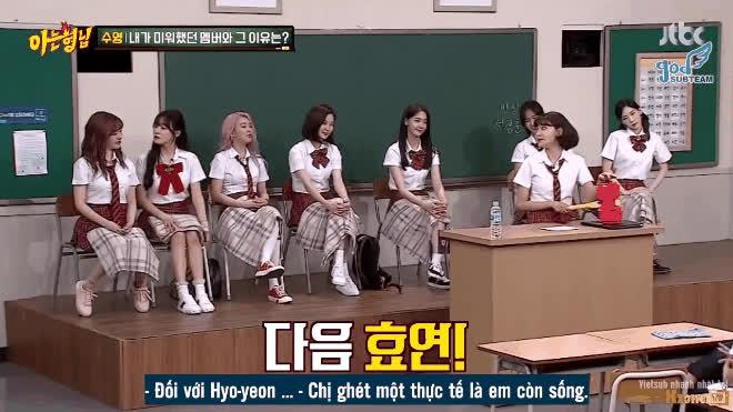 Hoá ra, đây là show truyền hình cuối cùng cả 8 thành viên SNSD đều góp mặt?