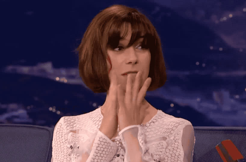 OMG, blush, conan, cute, embarrassed, god, hawkins, my, no, oh, oops, ops, sally, shy, surprise, surprised, way, Sally Hawkins - OMG GIFs