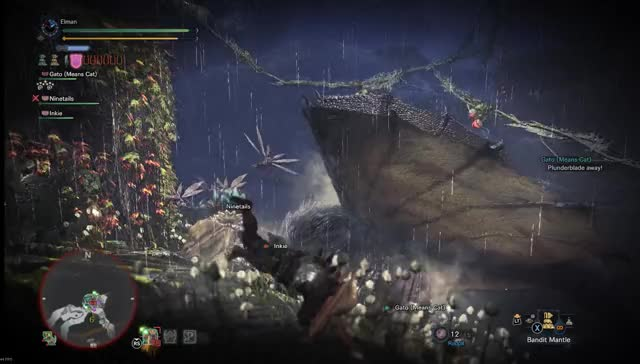 Watch CB GIF by @elman on Gfycat. Discover more hunter, mhw, monster, world GIFs on Gfycat