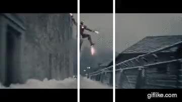 Watch and share Iron Man Slide - Split Depth GIFs on Gfycat