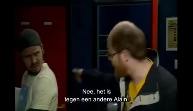 Watch and share Het Eiland: Sammy En De Andere Alain GIFs on Gfycat