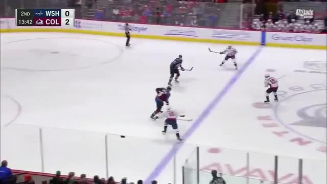Watch and share Washington Capitals GIFs and Colorado Avalanche GIFs by foppa2118 on Gfycat