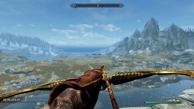 Watch and share Long Distance GIFs and Skyrim GIFs by shadow_pryo on Gfycat