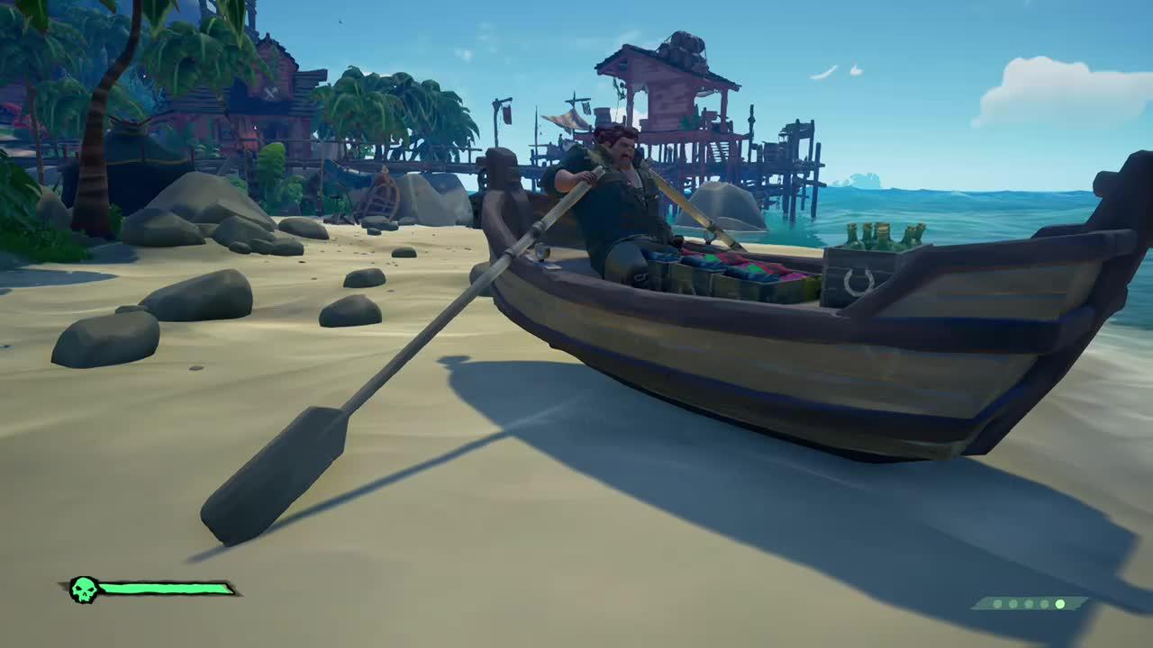 Luke Rising, SeaofThieves, gamer dvr, xbox, xbox one, Toby boat GIFs