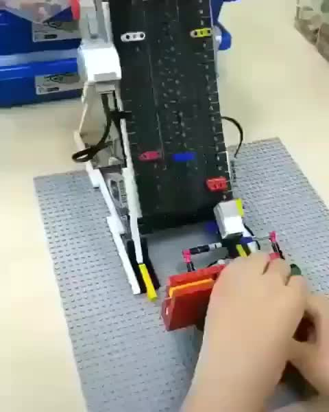 Watch This game made of legos GIF by PracticalProperty (@practicalproperty) on Gfycat. Discover more related GIFs on Gfycat