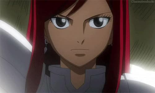 Watch and share Erza Scarlet GIFs on Gfycat