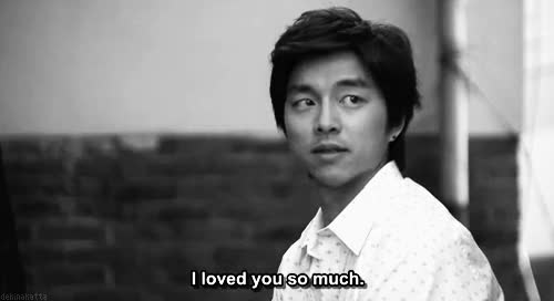 Watch Gong Yoo GIF on Gfycat. Discover more related GIFs on Gfycat
