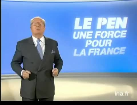 Watch and share Jean Marie Le Pen GIFs on Gfycat