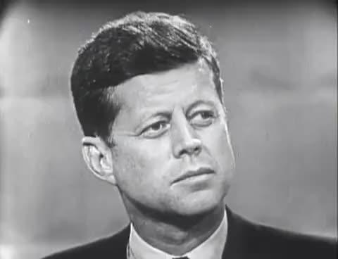 Watch and share TNC:172  Kennedy-Nixon First Presidential Debate, 1960 GIFs on Gfycat