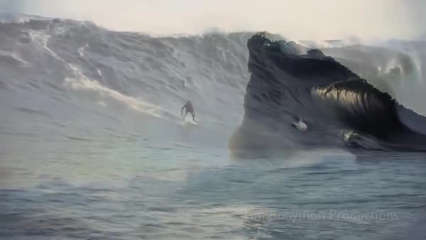 HighlightGIFS, highlightgifs, [surfing] You have to have balls of steels to surf shipsterns bluff in Tasmania (reddit) GIFs
