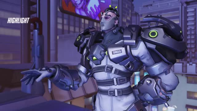 Watch and share Highlight GIFs and Overwatch GIFs by ramius101 on Gfycat