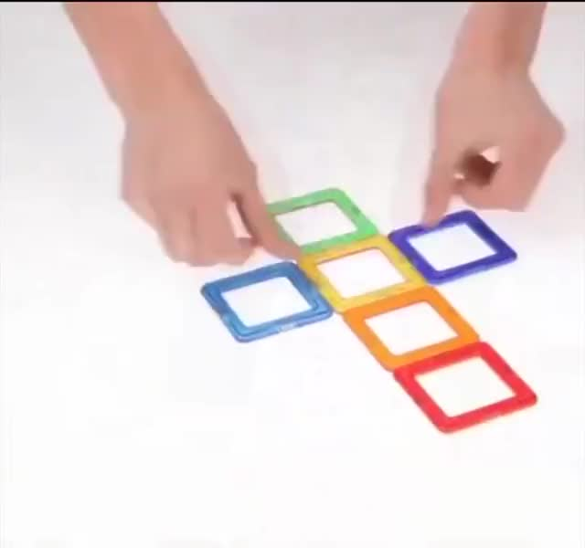 Watch and share Magnetic Building Blocks GIFs on Gfycat