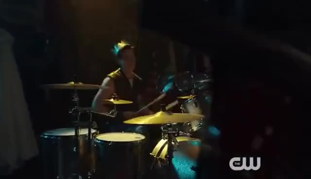 Watch drummer jughead GIF on Gfycat. Discover more related GIFs on Gfycat