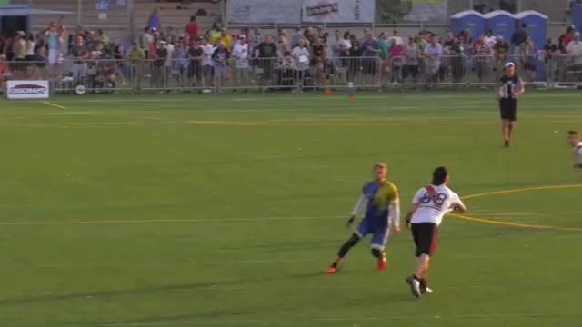 Watch this american ultimate disc league GIF by American Ultimate Disc League (@audl) on Gfycat. Discover more Sports, TheAUDLChannel, american ultimate disc league, audl, defense, highlight reel, highlights, madison radicals, sports, theaudlchannel, ultimate, ultimate frisbee GIFs on Gfycat