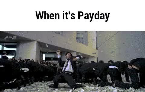 Watch and share Payday GIFs on Gfycat