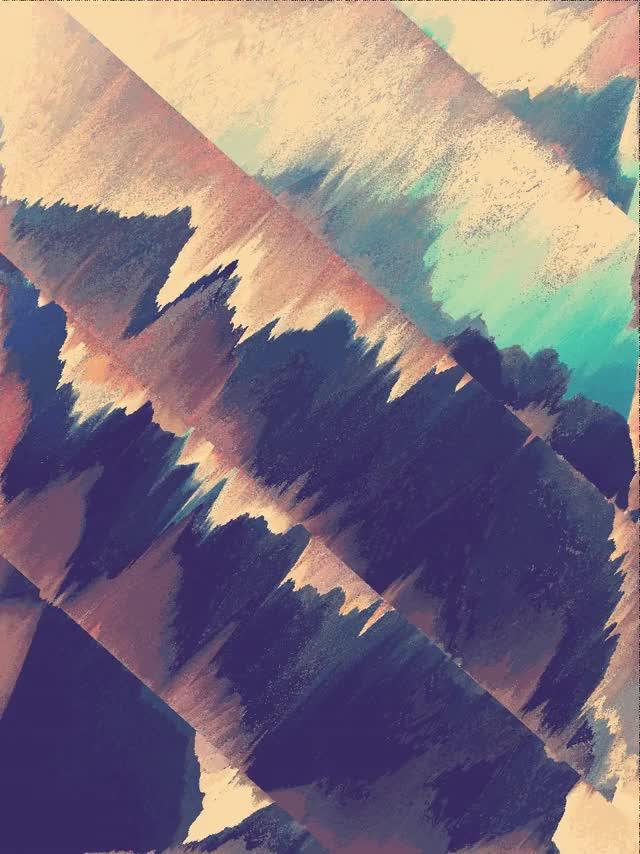 Watch Muddy Waters GIF on Gfycat. Discover more glitch_art, mas256 GIFs on Gfycat