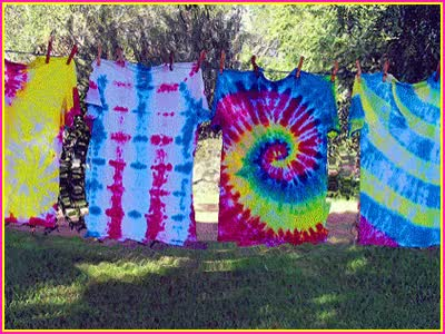 Watch and share Trippy Tie Dye T-Shirts GIFs on Gfycat