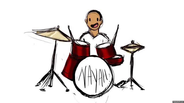 Watch NAYAH THE DRUMMER BOI GIF on Gfycat. Discover more related GIFs on Gfycat