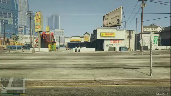 Watch and share Why Did Franklin Cross The Road? (reddit) GIFs on Gfycat