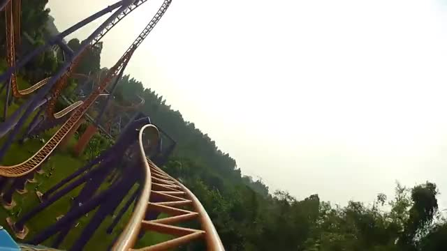 Watch 10 Inversion Roller Coaster POV Chimelong Paradise China 1080p HD GIF by @miker_incredible on Gfycat. Discover more chime-long paradise (amusement park), gifs, roller coaster (industry) GIFs on Gfycat