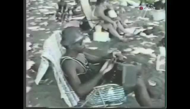 Watch and share Documento Especial - Os Pobres Vão À Praia GIFs on Gfycat