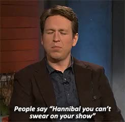 Watch and share Hannibal Buress GIFs and Pete Holmes GIFs on Gfycat