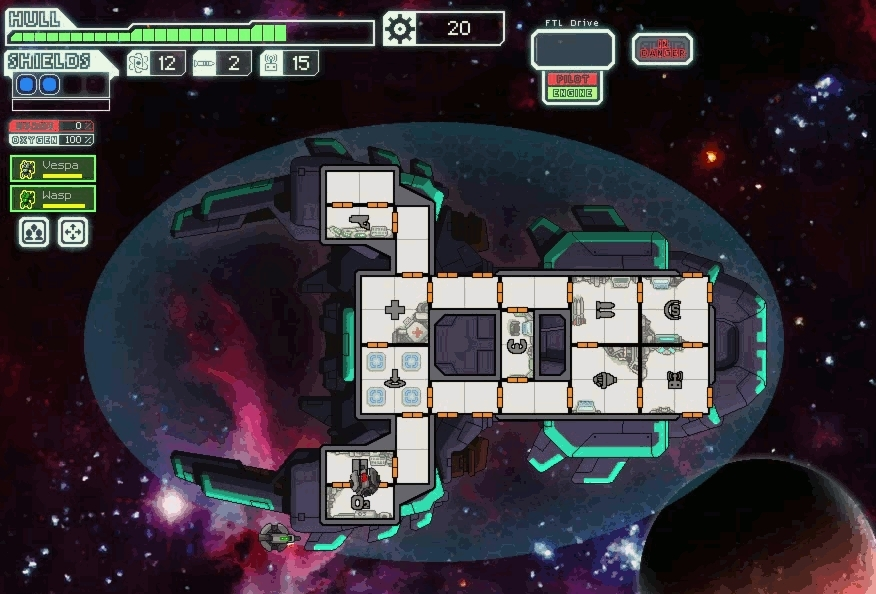 ftlgame, Defense Drone Gets Revenge GIFs