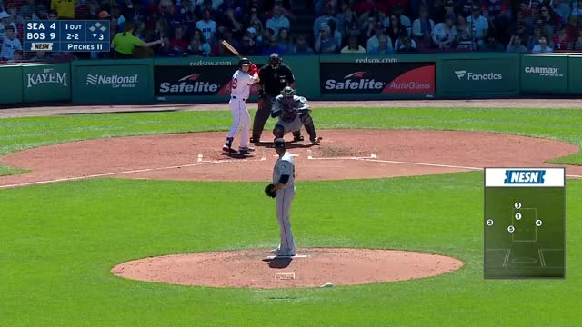 Watch and share Seattle Mariners GIFs and Boston Red Sox GIFs by mmcelroy on Gfycat
