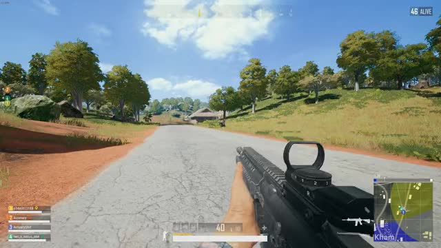 Watch and share Vlc-record-2018-08-08-20h54m59s-PLAYERUNKNOWN GIFs by James on Gfycat