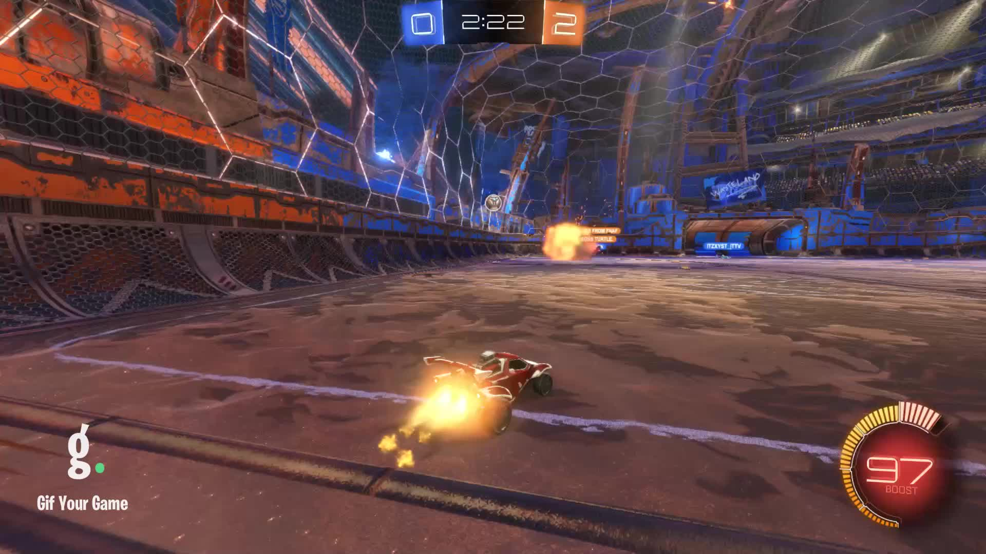 Exonan, Gif Your Game, GifYourGame, Goal, Rocket League, RocketLeague, Goal 3: Exonan GIFs