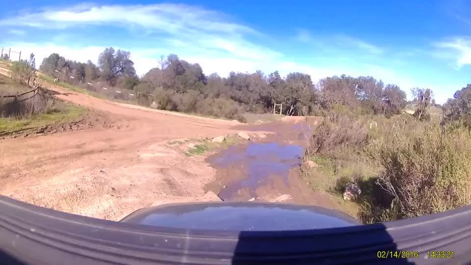 4x4, mud, Hollister Hills baby mud pit GIFs