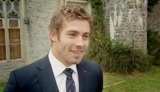 Watch this trending GIF on Gfycat. Discover more leigh halfpenny, rugby GIFs on Gfycat