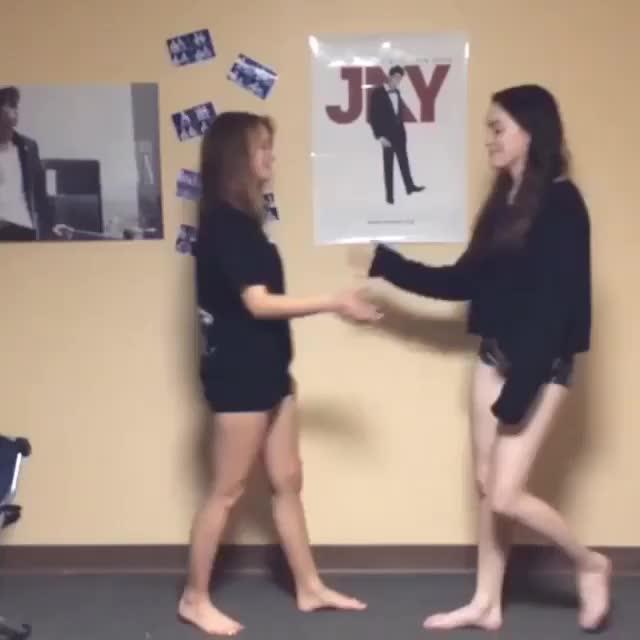 Kacy Hill dancing (Instagram) (reddit)