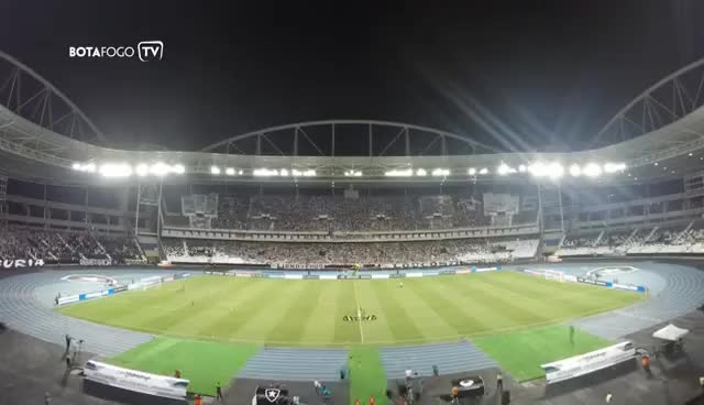 Watch and share Timelapse | Botafogo 2x1 Colo-Colo GIFs on Gfycat