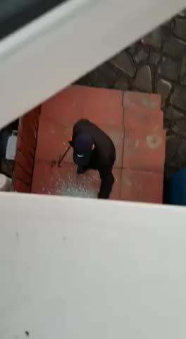 Fate of a Glasgow thief!