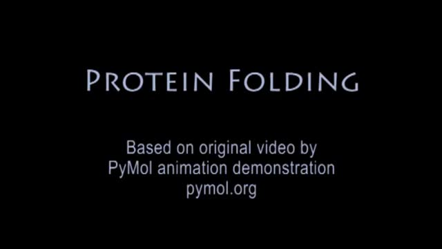 Watch and share Protein Folding GIFs on Gfycat