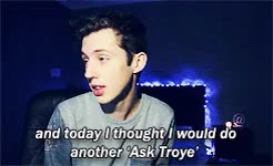 Watch Casparleave like casparlee get it haha pls laugh GIF on Gfycat. Discover more Troye Sivan, also not sure abt the coloring, i dont like how small they are ugh, mine, troye mellet, troyesivan18, video: who is your man crush GIFs on Gfycat