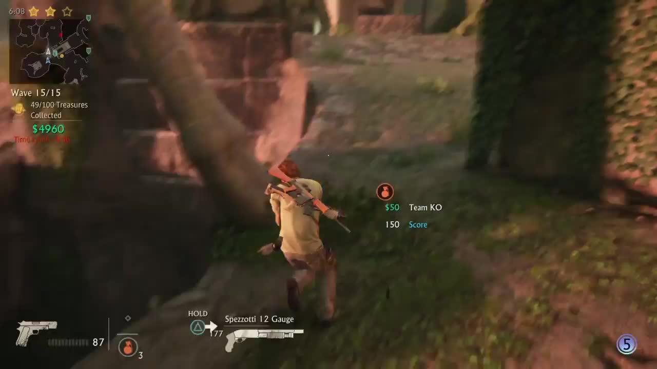Aquitarius, Gaming, aliens? | Uncharted 4 Survival GIFs