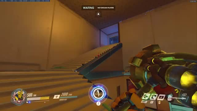 Watch Charge to land behind enemy in main - Defence Dorado GIF by Liam_OW (@dpsmercy) on Gfycat. Discover more overwatch GIFs on Gfycat