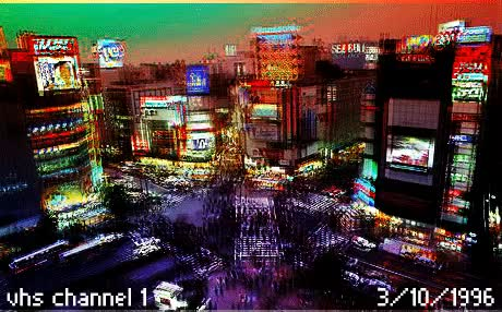 Watch and share Vhs Positive GIFs and Vaporwave GIFs on Gfycat