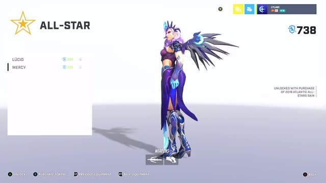 Watch and share Overwatch GIFs by Lylah on Gfycat