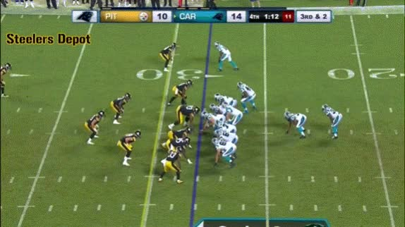 Watch and share Mccullers-panthers-5 GIFs on Gfycat