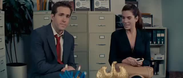 Watch this trending GIF on Gfycat. Discover more ryan reynolds, sandra bullock GIFs on Gfycat