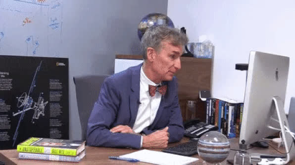 bill nye, cool story bro GIFs