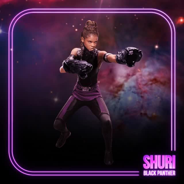 Watch and share Shuri GIFs on Gfycat